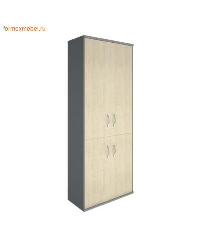 Шкаф для документов А.СТ-1.3   4 двери клен, белый, венге, венге-металлик, клен-металлик (фото)