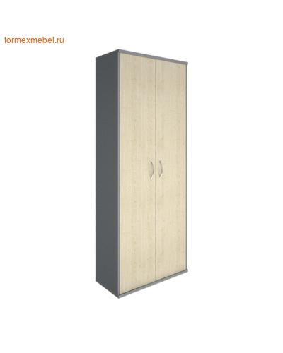 Шкаф для документов А.СТ-1.9 закрытый клен, белый, венге, венге-металлик, клен-металлик (фото)