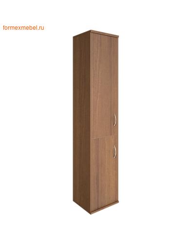Шкаф для документов А.СУ-1.3 Л/Пр  2 двери ЛЕВЫЙ орех гварнери, груша ароза серый (фото)