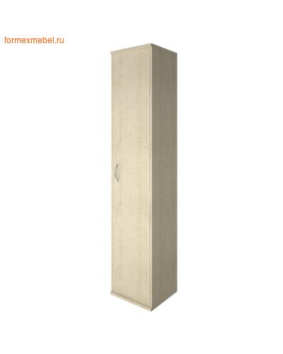 Шкаф для документов А.СУ-1.9 Л/Пр узкий закрытый ПРАВЫЙ клен, белый, венге, венге-металлик, клен-металлик (фото)