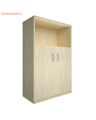 Шкаф для документов А.СТ-2.1 средний , с нишей клен, белый, венге, венге-металлик, клен-металлик (фото)