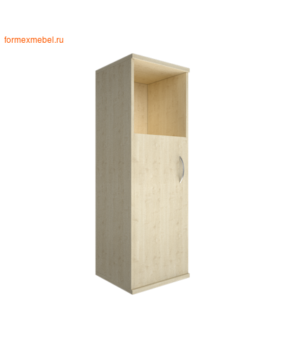 Шкаф для документов А.СУ-2.1 Левый узкий средний клен, белый, венге, венге-металлик, клен-металлик (фото)