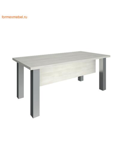 Стол для совещаний Ялта LT-D18.1 снежная патина (фото)