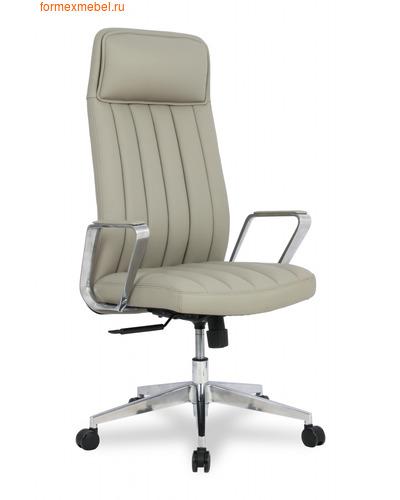 Кресло руководителя College HLC 2413L кожа серая (фото)