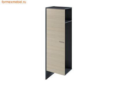 Шкаф для одежды ЭКСПРО ИННОВАЦИЯ Офисная мебель I-644 Дополнителная секция для шкафа для одежды сосна Карелия/антрацит (фото)