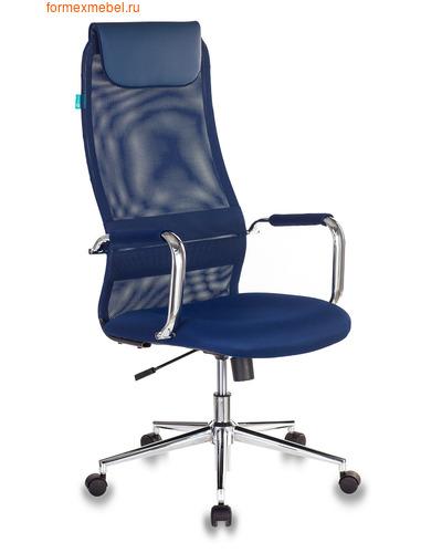 Компьютерное кресло Бюрократ KB-9N синее  (фото)