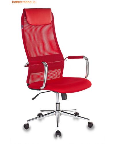 Компьютерное кресло Бюрократ KB-9N красное (фото)