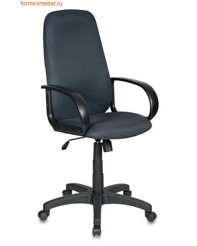 Компьютерное кресло Бюрократ CH-808AXSN Ткань TW серая (фото)