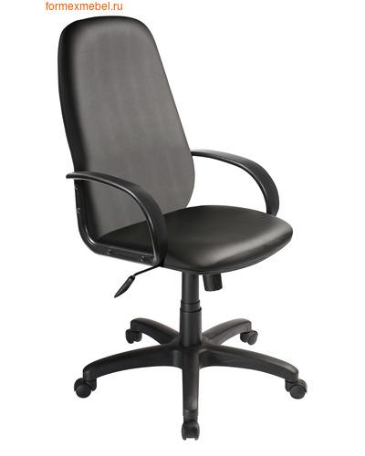 Компьютерное кресло Бюрократ CH-808AXSN экокожа черная OREGON 16 (фото)