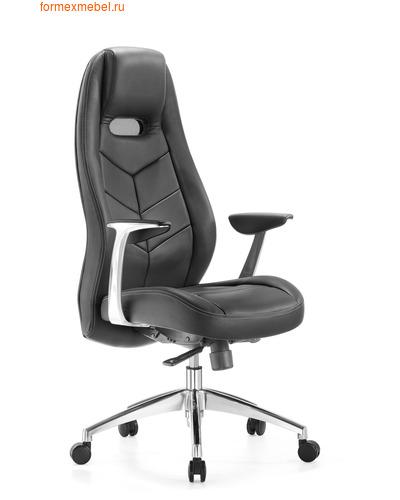 Кресло руководителя Бюрократ ZEN ZEN_Black  черная кожа (фото)