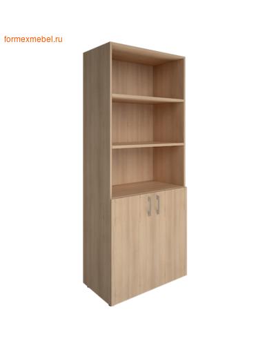 Шкаф для документов LT-ST 1.1 полуоткрытый акация (фото)