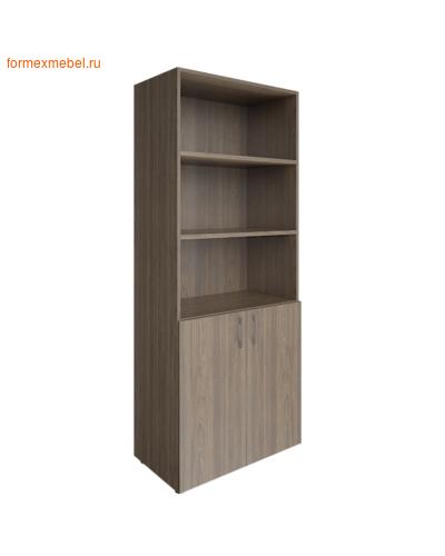 Шкаф для документов LT-ST 1.1 полуоткрытый вяз благородный (фото)