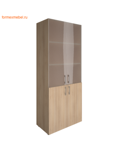 Шкаф для документов со стеклом LT-ST 1.2 акация (фото)