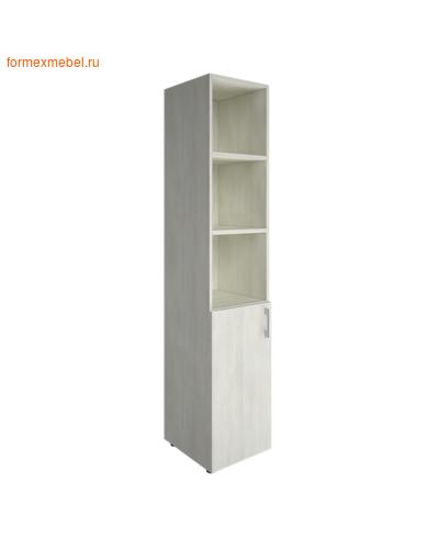 Шкаф для документов LT-SU 1.1 левый снежная патина (фото)