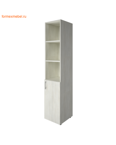 Шкаф для документов LT-SU 1.1. правый снежная патина (фото)