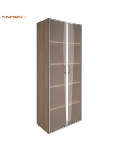 Шкаф для документов с высоким стеклом LT-ST 1.10R акация (фото)