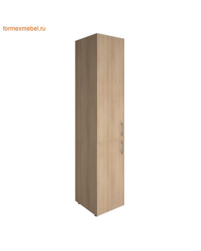 Шкаф для документов узкий LT-SU 1.3 левый акация (фото)