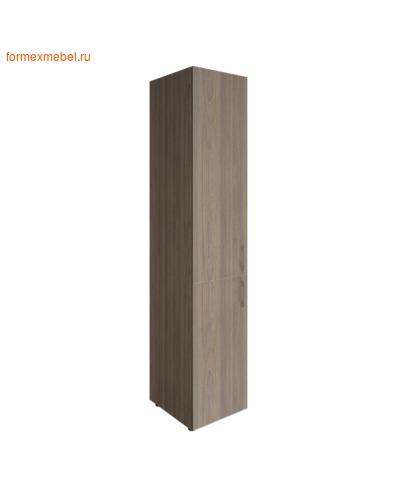 Шкаф для документов узкий LT-SU 1.3 левый вяз благородный (фото)