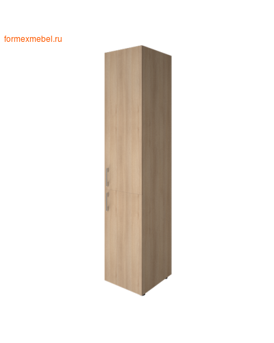 Шкаф для документов узкий LT-SU 1.3 правый акация (фото)