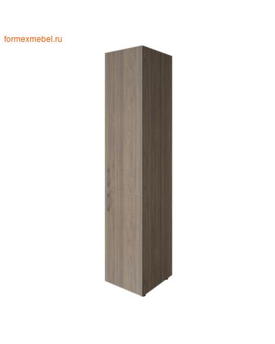 Шкаф для документов узкий LT-SU 1.3 правый вяз благородный (фото)