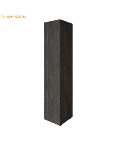 Шкаф для документов узкий LT-SU 1.3 правый суар темный (фото)