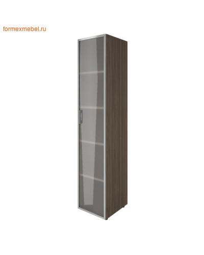 Шкаф для документов со стеклом LT-SU 1.10 R левый/ правый правый, вяз благородный (фото)
