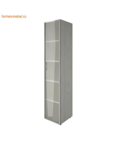 Шкаф для документов со стеклом LT-SU 1.10 R левый/ правый правый, снежная патина (фото)