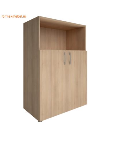 Шкаф для документов средний с нишей LT-ST 2.1 акация (фото)