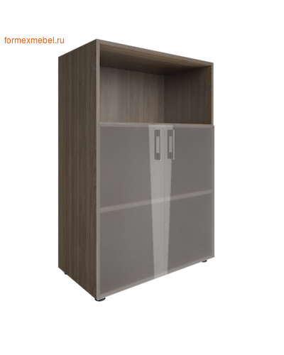 Шкаф для документов LT-ST 2.2 вяз благородный (фото)