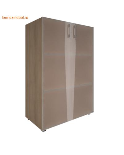 Шкаф для документов со стеклом LT-ST 2.4 акация (фото)