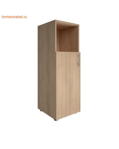 Шкаф для документов средний узкий LT-SU 2.1 л/пр акация, левый (фото)