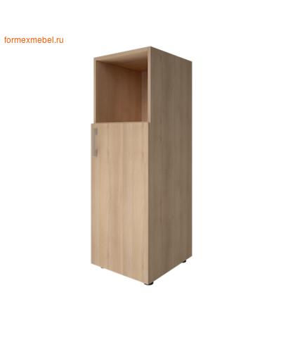 Шкаф для документов средний узкий LT-SU 2.1 л/пр акация, правый (фото)