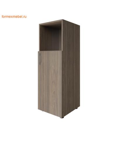 Шкаф для документов средний узкий LT-SU 2.1 л/пр вяз благородный, правый (фото)