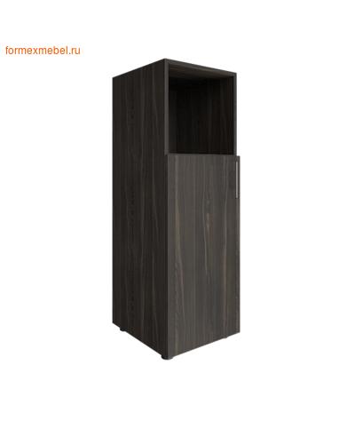 Шкаф для документов средний узкий LT-SU 2.1 л/пр суар темный, левый (фото)