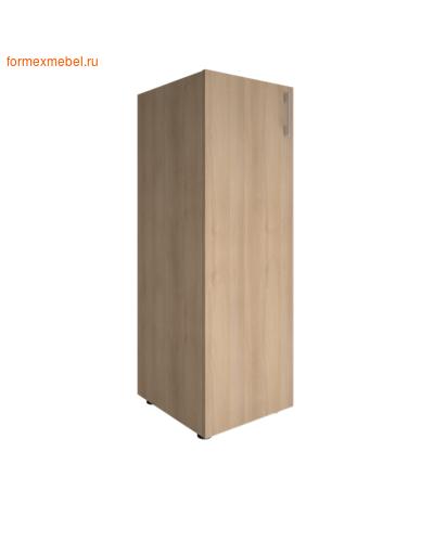 Шкаф для документов узкий средний закрытый LT-SU 2.3 акация, левый (фото)