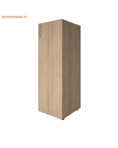 Шкаф для документов узкий средний закрытый LT-SU 2.3 акация, правый (фото)