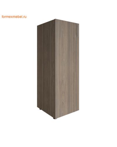 Шкаф для документов узкий средний закрытый LT-SU 2.3 вяз благородный, левый (фото)