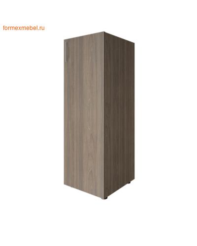 Шкаф для документов узкий средний закрытый LT-SU 2.3 вяз благородный, правый (фото)