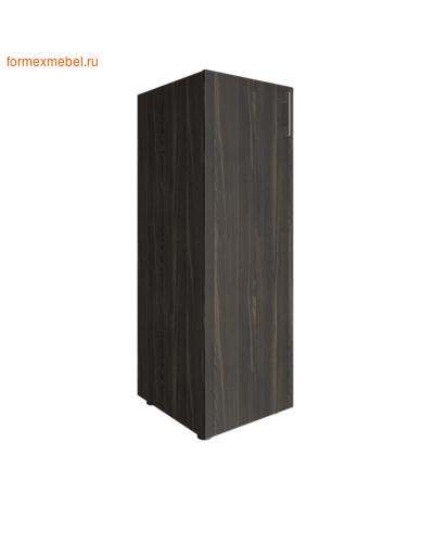 Шкаф для документов узкий средний закрытый LT-SU 2.3 суар темный, левый (фото)