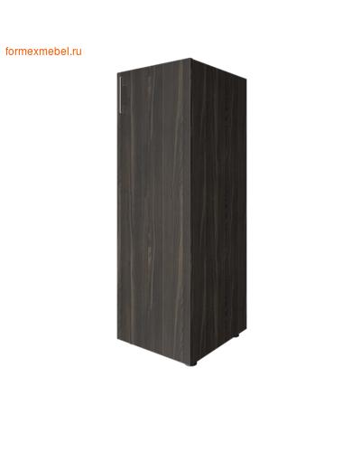 Шкаф для документов узкий средний закрытый LT-SU 2.3 суар темный, правый (фото)
