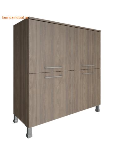 Шкаф для документов квадратный LT-SD 1.1 вяз благородный (фото)