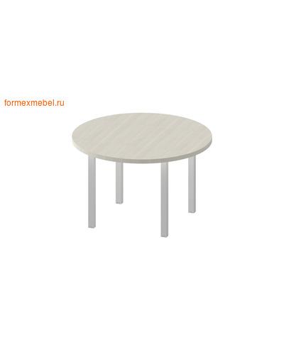Стол для совещаний ЭКСПРО Vasanta V-107 круглый Дуб Кобург (фото)
