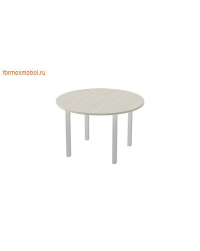 Стол для совещаний V-107 круглый Дуб Кобург (фото)