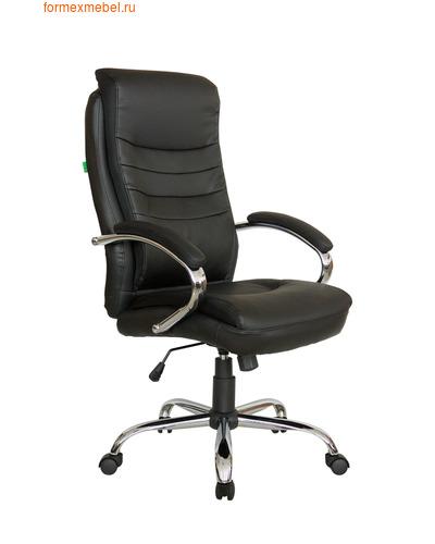 Кресло руководителя Рива RCH 9131 черное (фото)