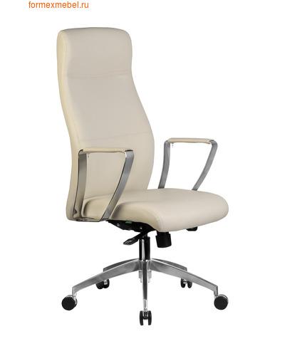 Кресло руководителя Рива RCH 9208 бежевое (фото)
