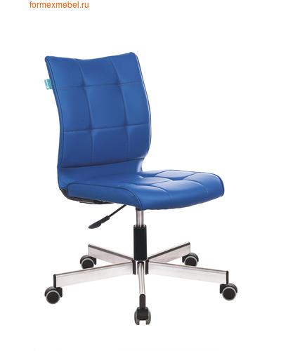 Компьютерное кресло Бюрократ CH-330M иск.кожа синее  (фото)