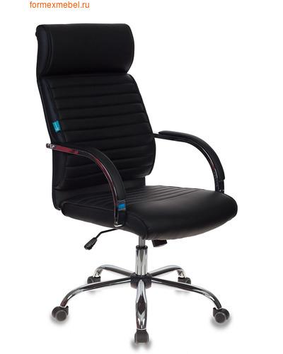 Кресло руководителя Бюрократ T-8010SL T-8010SL Black черное (фото)