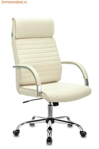 Кресло руководителя Бюрократ T-8010SL T-8010SL Ivory  беж (фото)