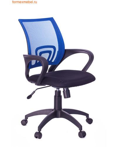 Компьютерное кресло Бюрократ CH-695N синяя сетка (фото)