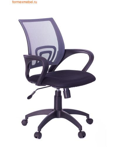 Компьютерное кресло Бюрократ CH-695N серая сетка (фото)